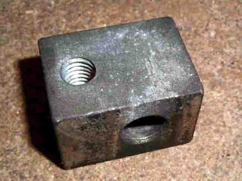 Alternator adjuster spacer block, Mazda MX-5 1.6 mk1, USED